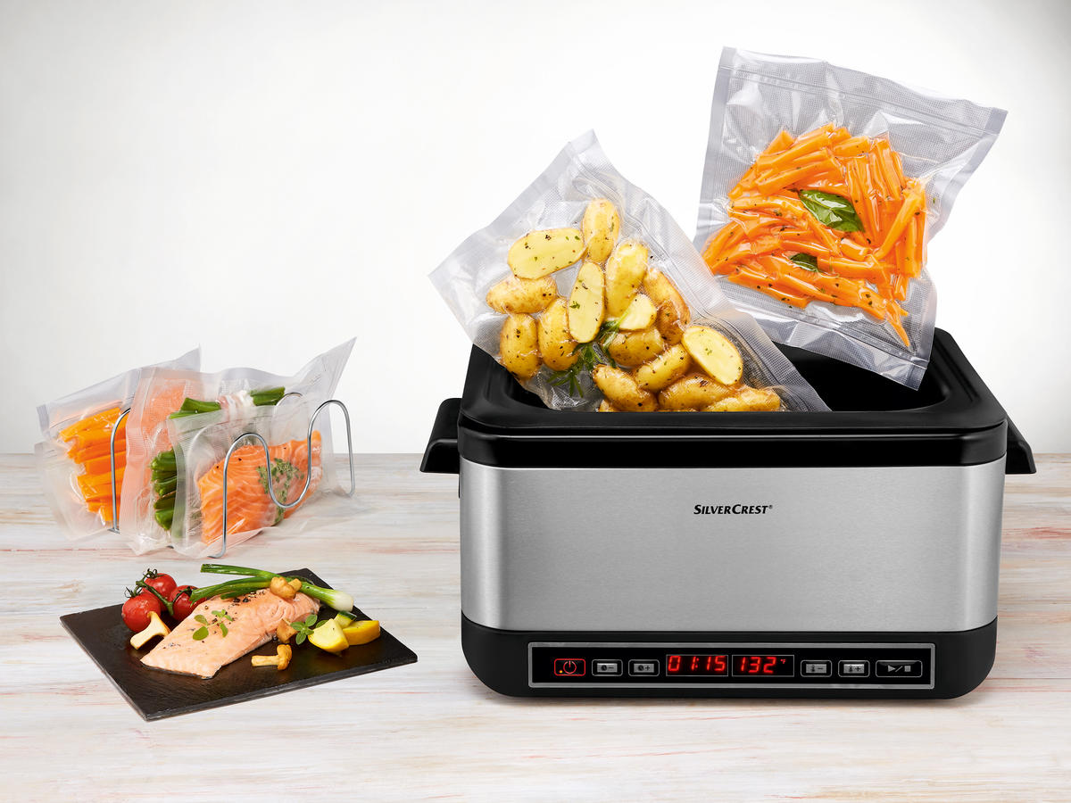 Lidl Unveils A 40 Sous Vide Machine That S Perfect For Home Cooks Cooking Light