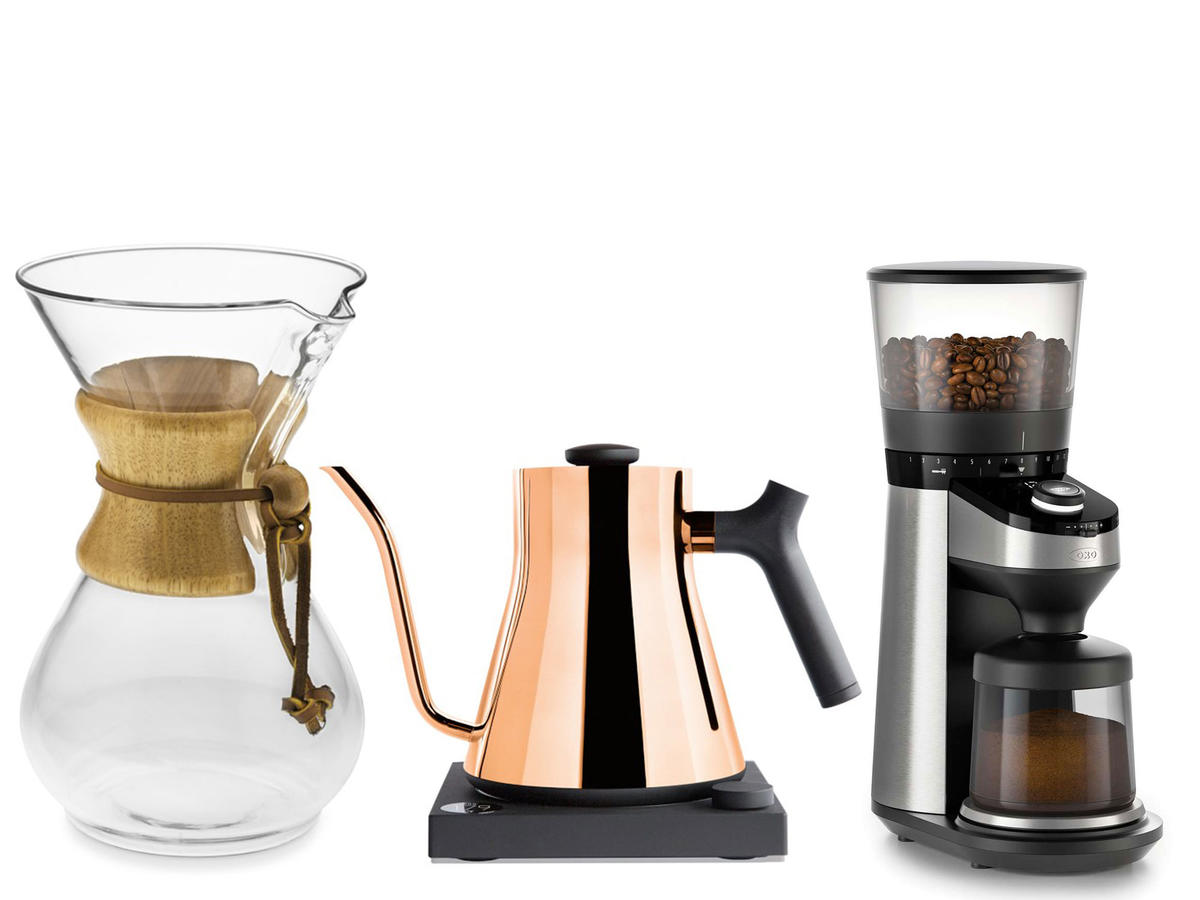 The Perfectionist's Coffee Set