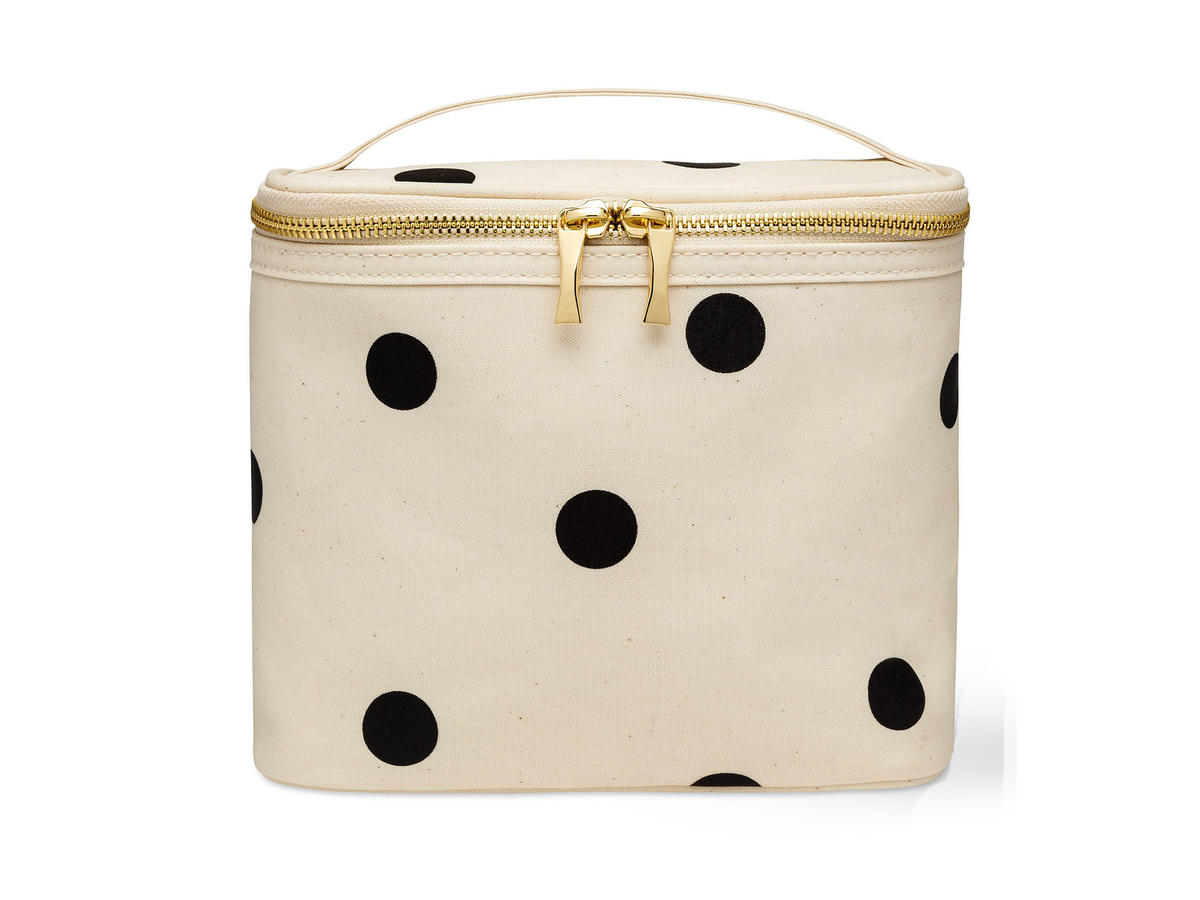 Kate Spade Deco Dot Lunch Carrier