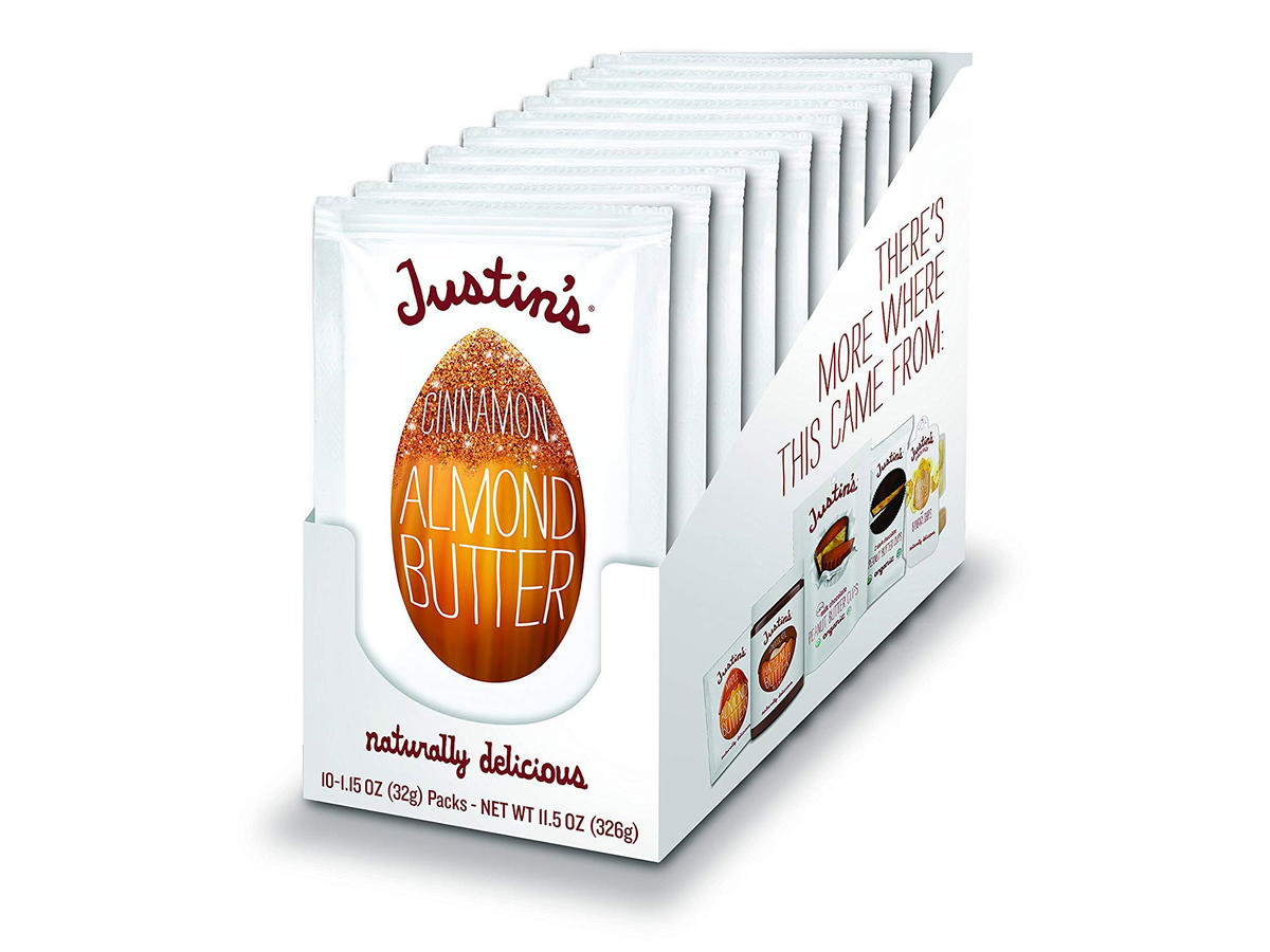 justin's nut butter