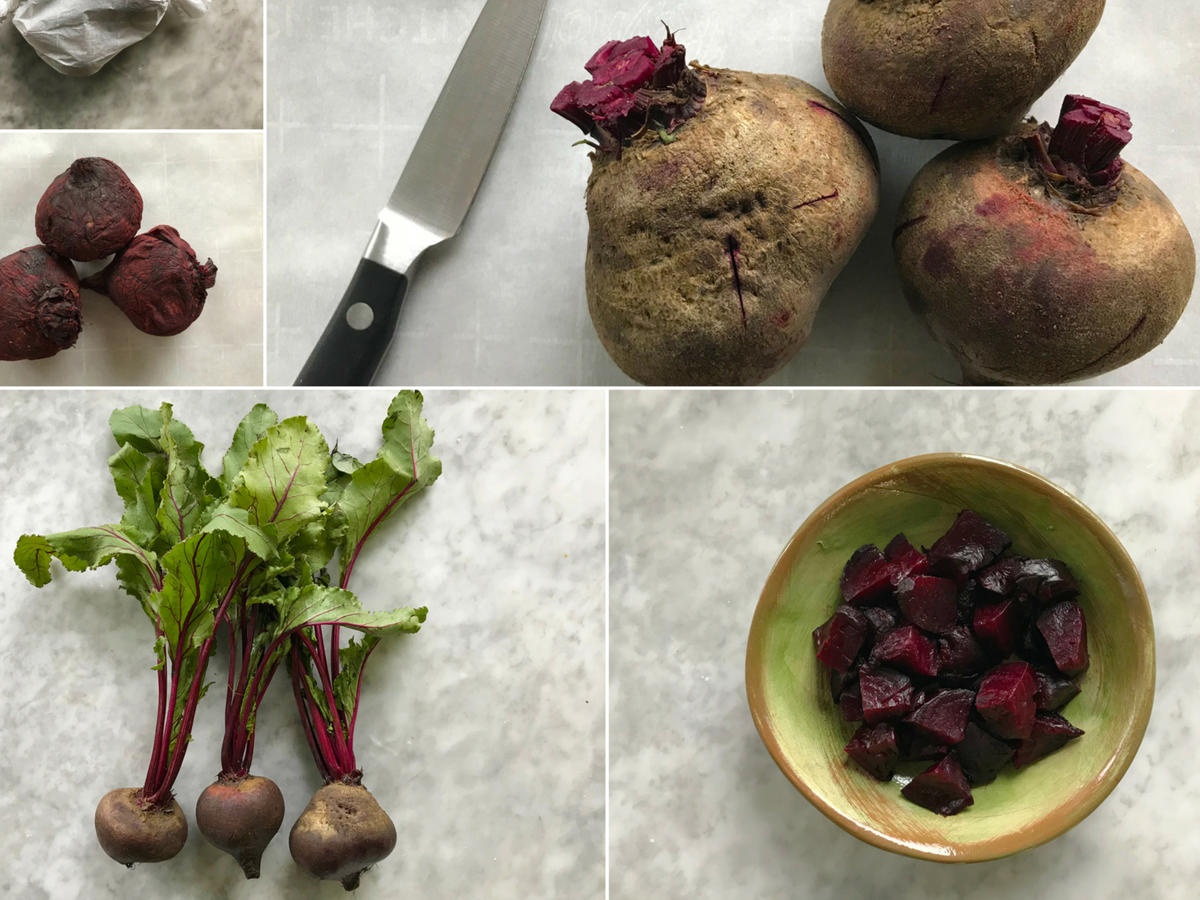How to Microwave Beets