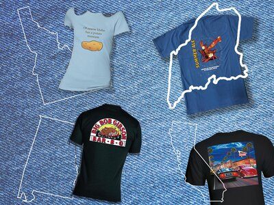 e47496f55 Food T-Shirts From All 50 States - Cooking Light