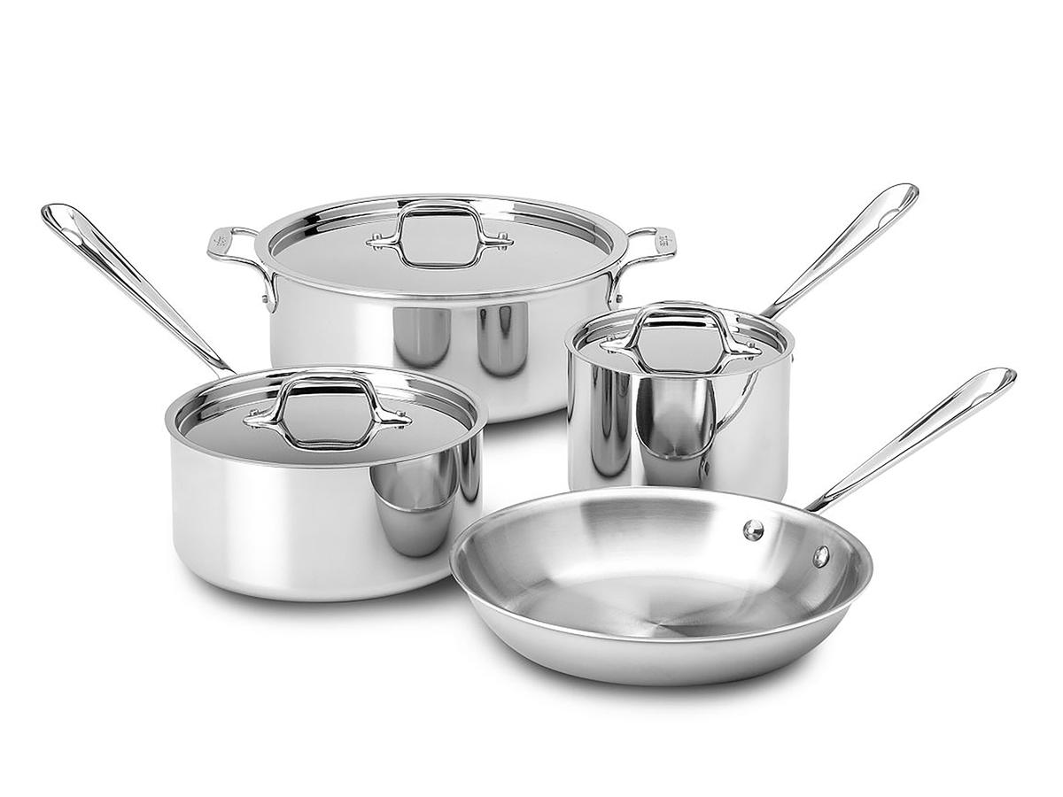 pot set allclad