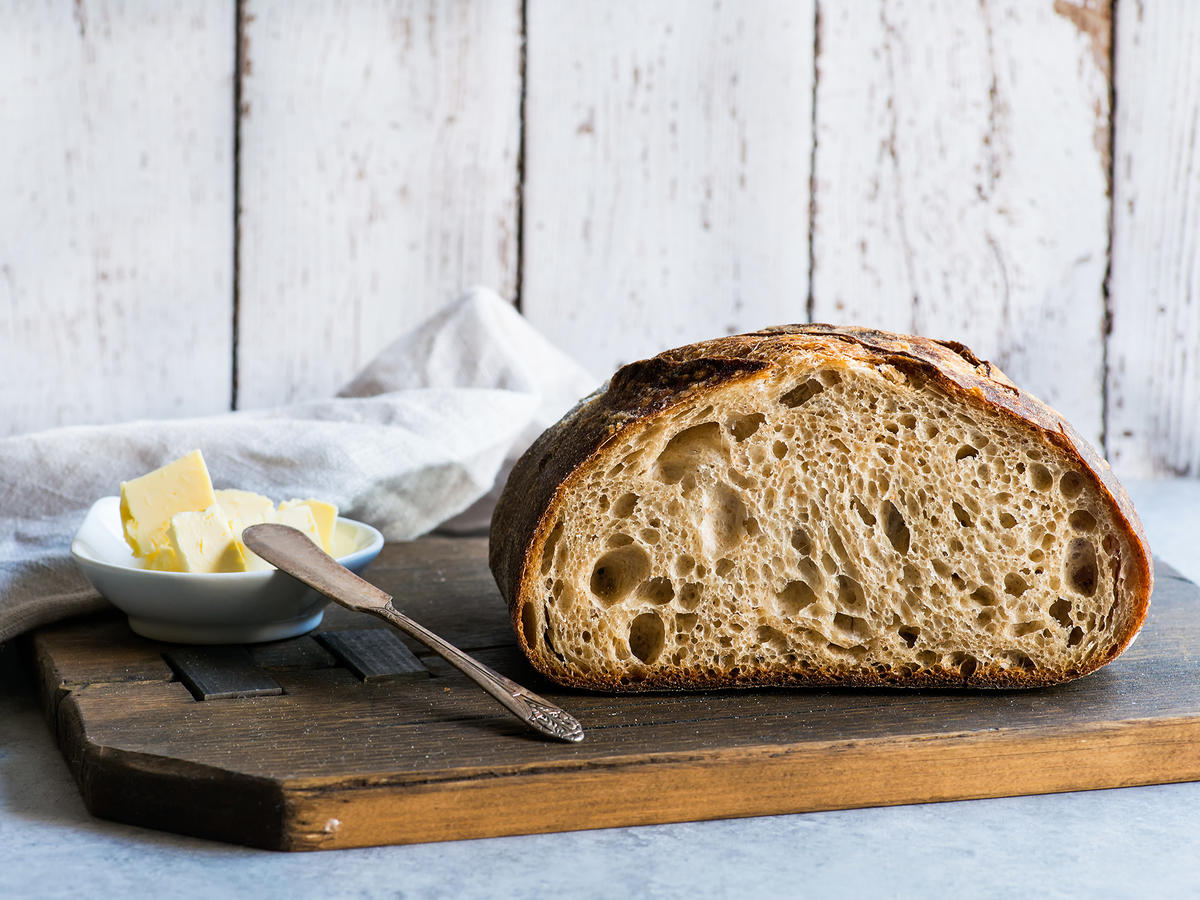 Whole Grain Bread EVERGREEN