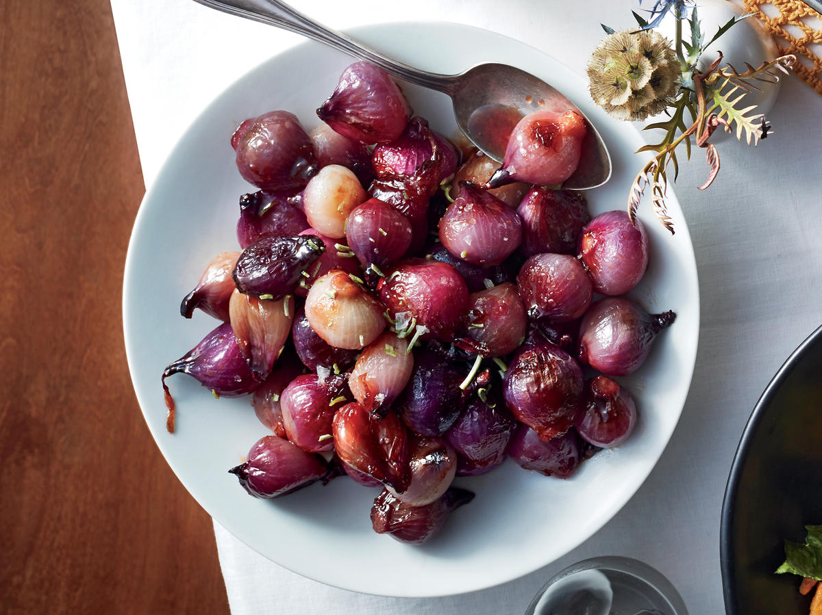 1811 - Glazed Red Pearl Onions
