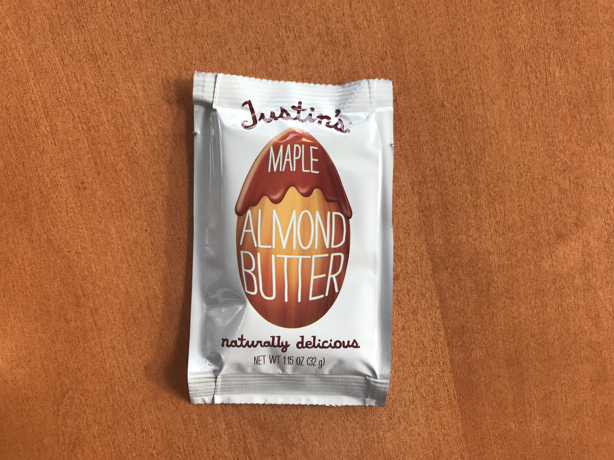 1810w Justin's maple almond butter