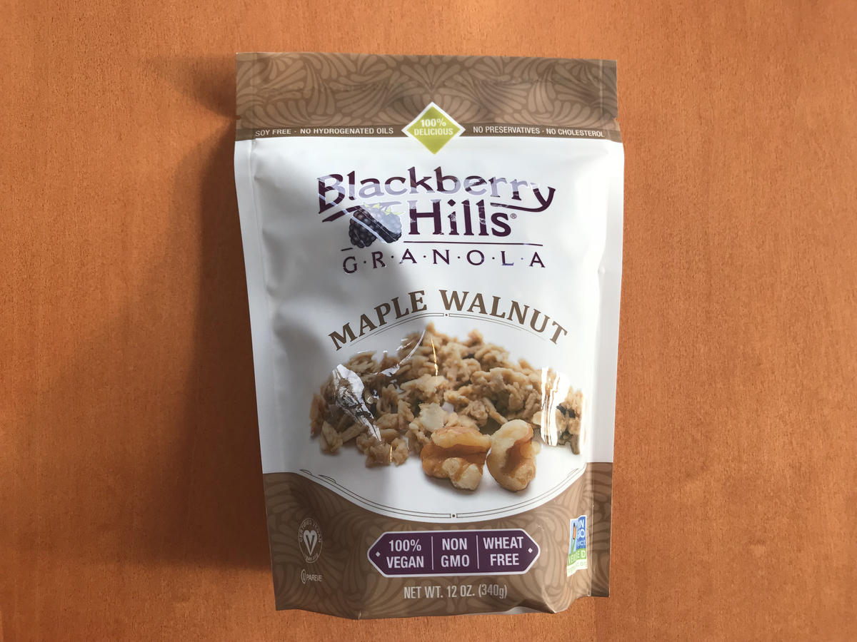 1810w Maple granola