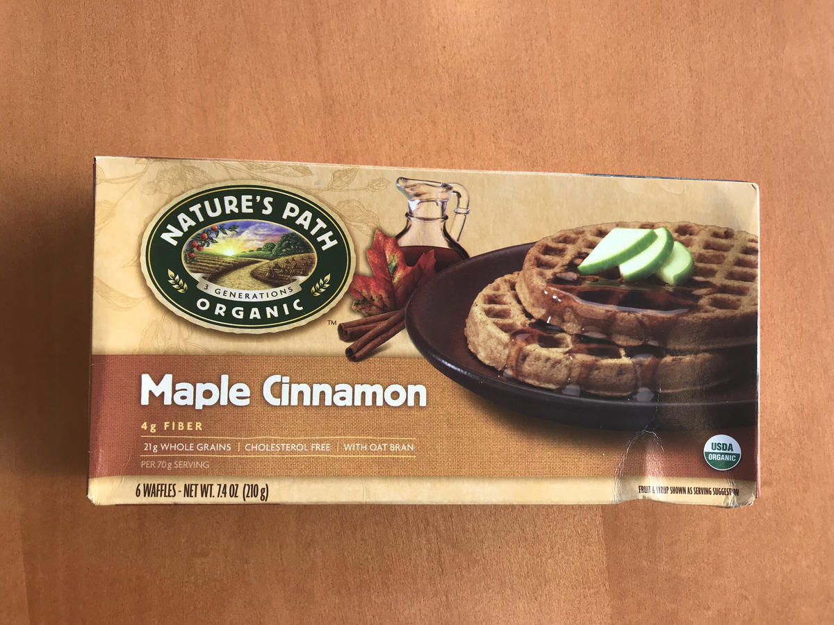 1810w maple waffles