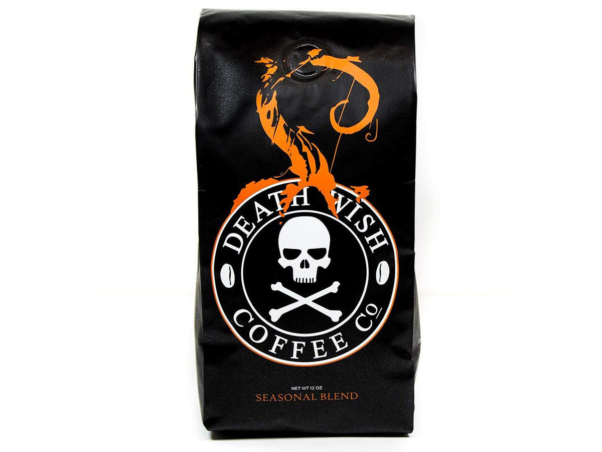 1810w death wish coffee
