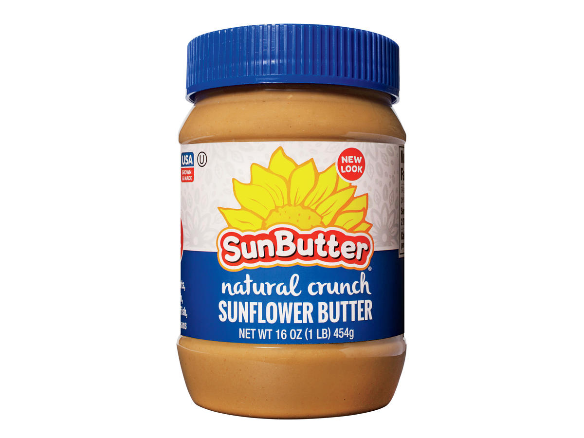 Sunbutter Natural Crunch