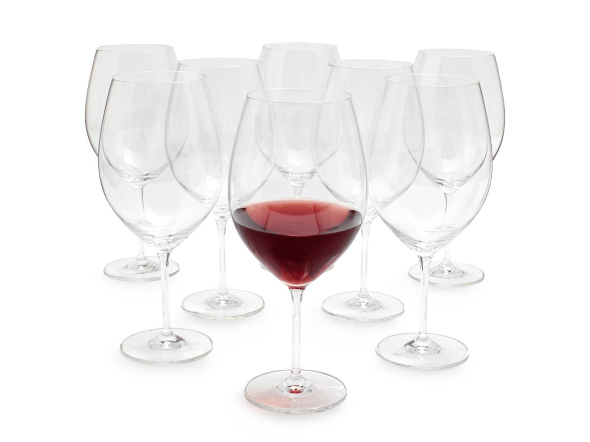 Schott Zwiesel Cru Full-Bodied Red Wine Glasses