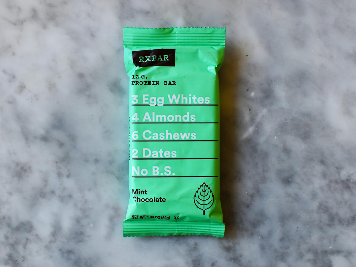 Chocolate Mint RXBAR