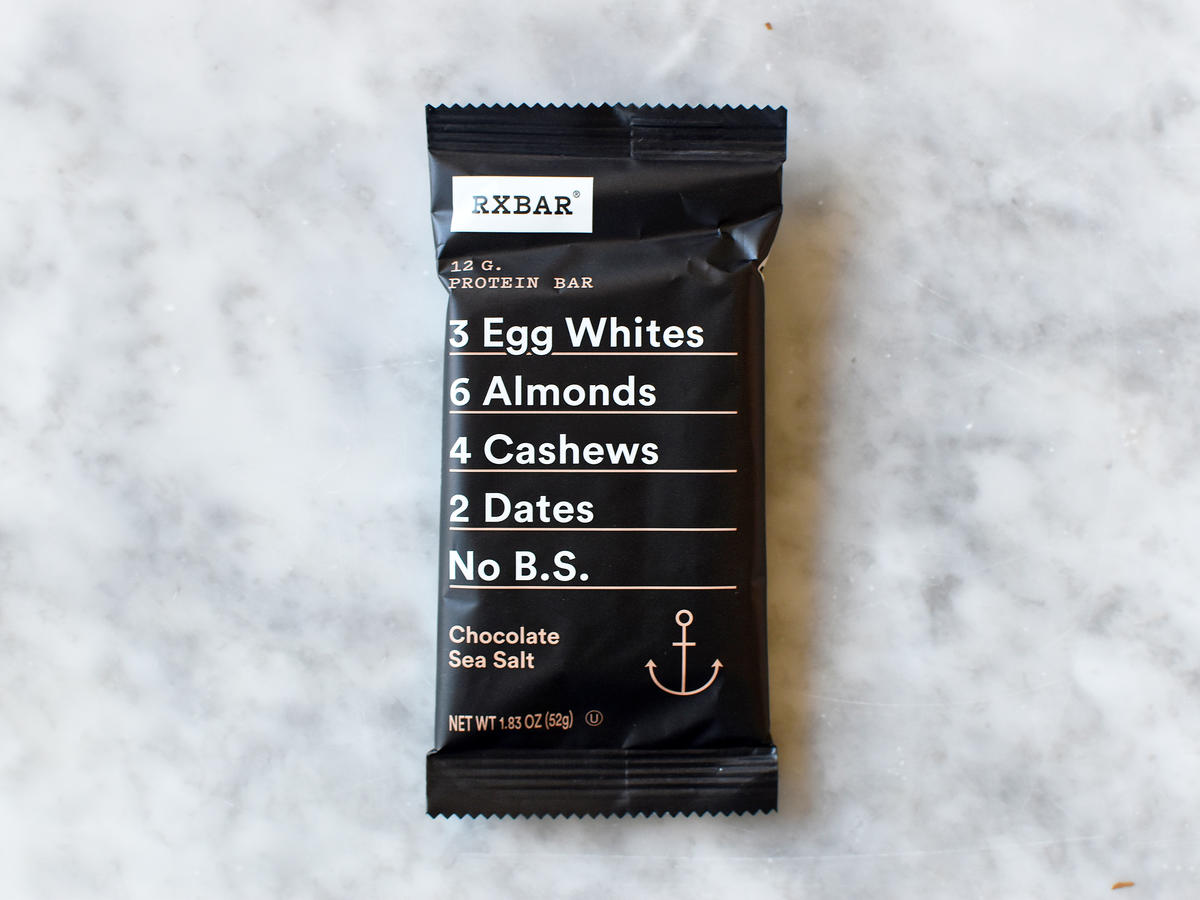 Chocolate Sea Salt RXBAR