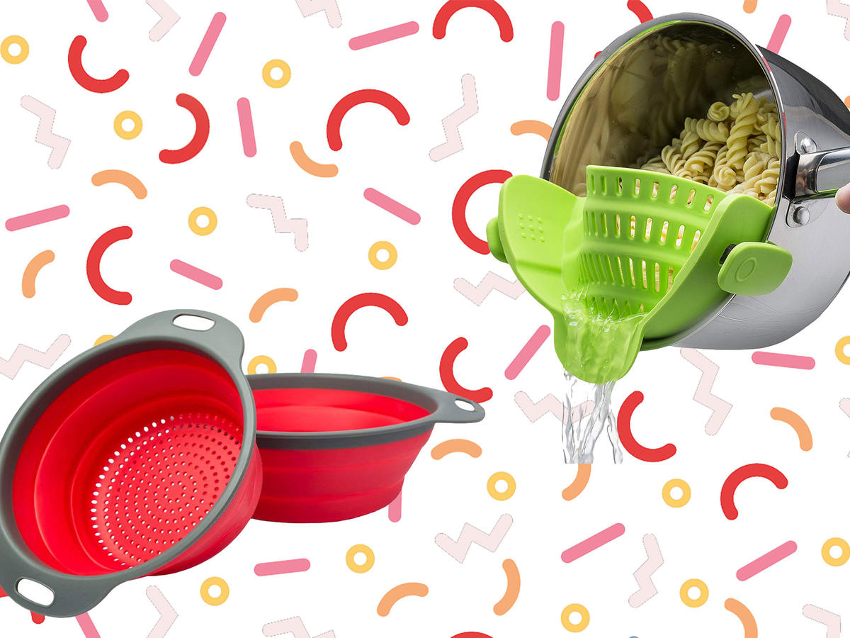 The 5 Best Colanders on Amazon