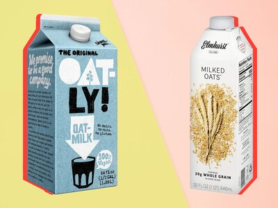 Is Oat Milk Healthy For You Cooking Light Cooking Light