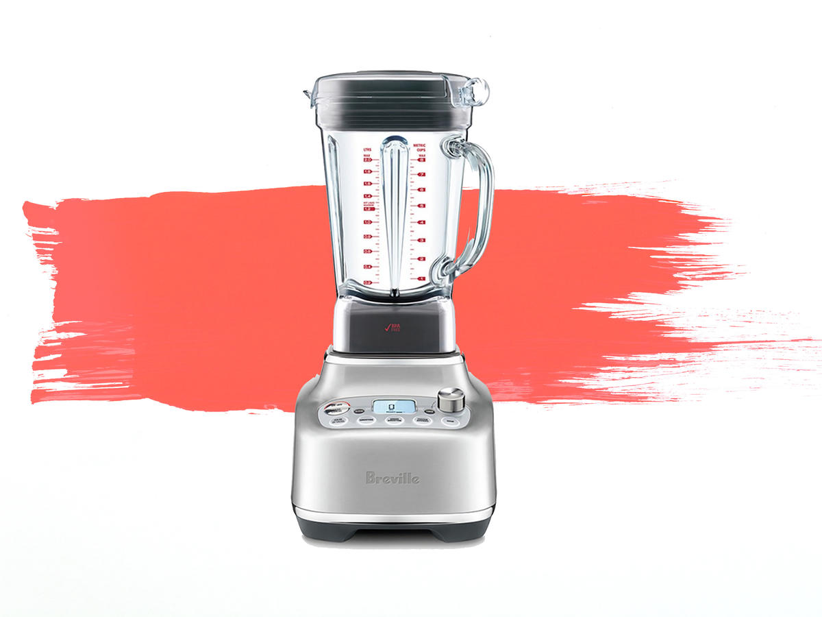 The Breville Super Q Blender