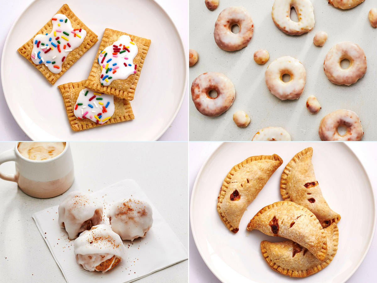 Healthy Air Fryer Desserts
