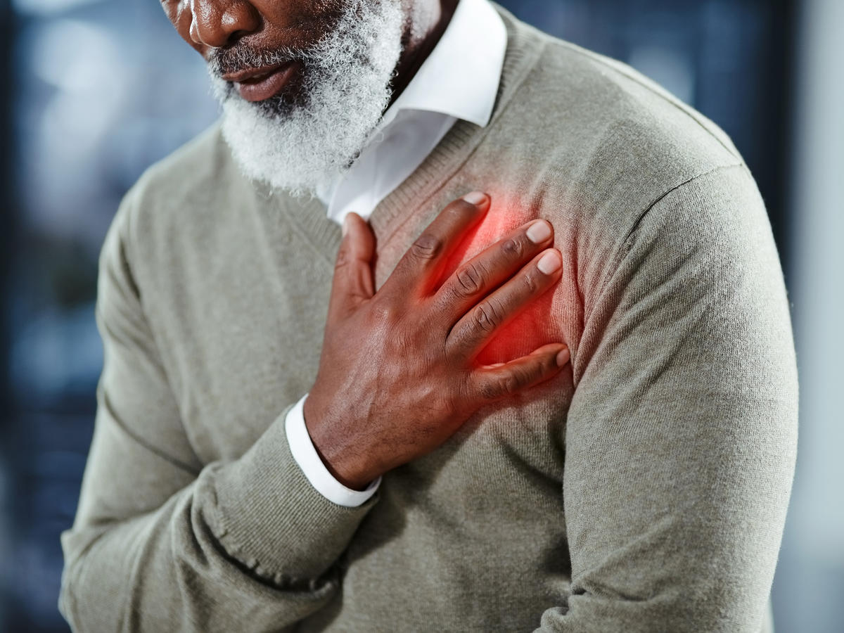 1902w Heart Pain / Heart Health