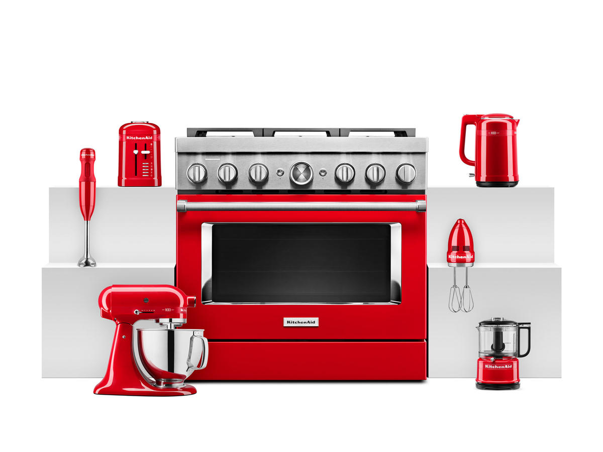1902w King of Hearts KitchenAid Collection