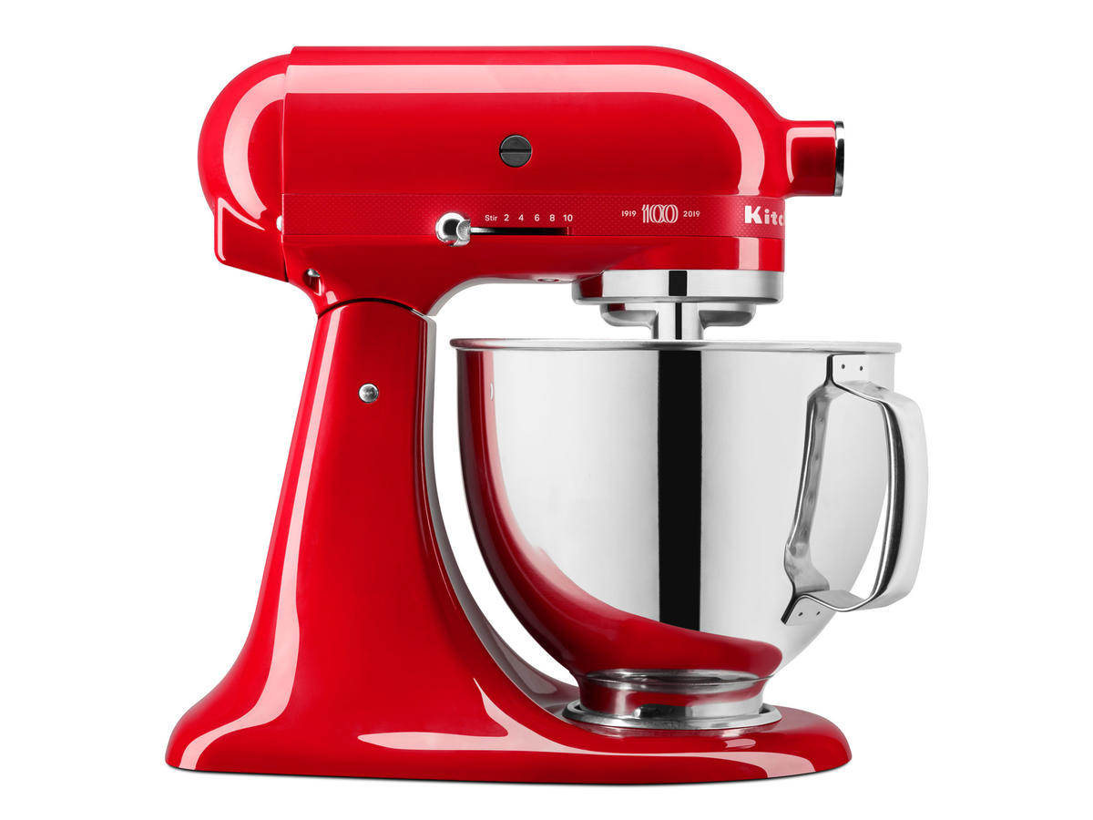 1902w king of hearts kitchenaid mixer