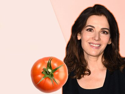 Image result for Nigella Lawson Uses This Easy Hack to Make Out-of-Season Tomatoes Taste WAY Better