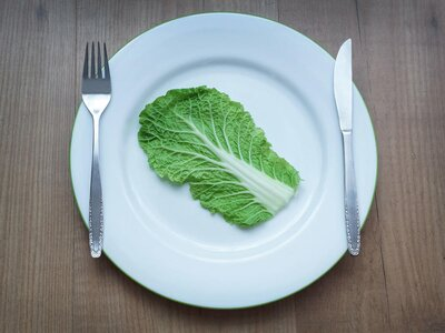 This Simple Test Made Me Realize My Healthy Eating Wasnt
