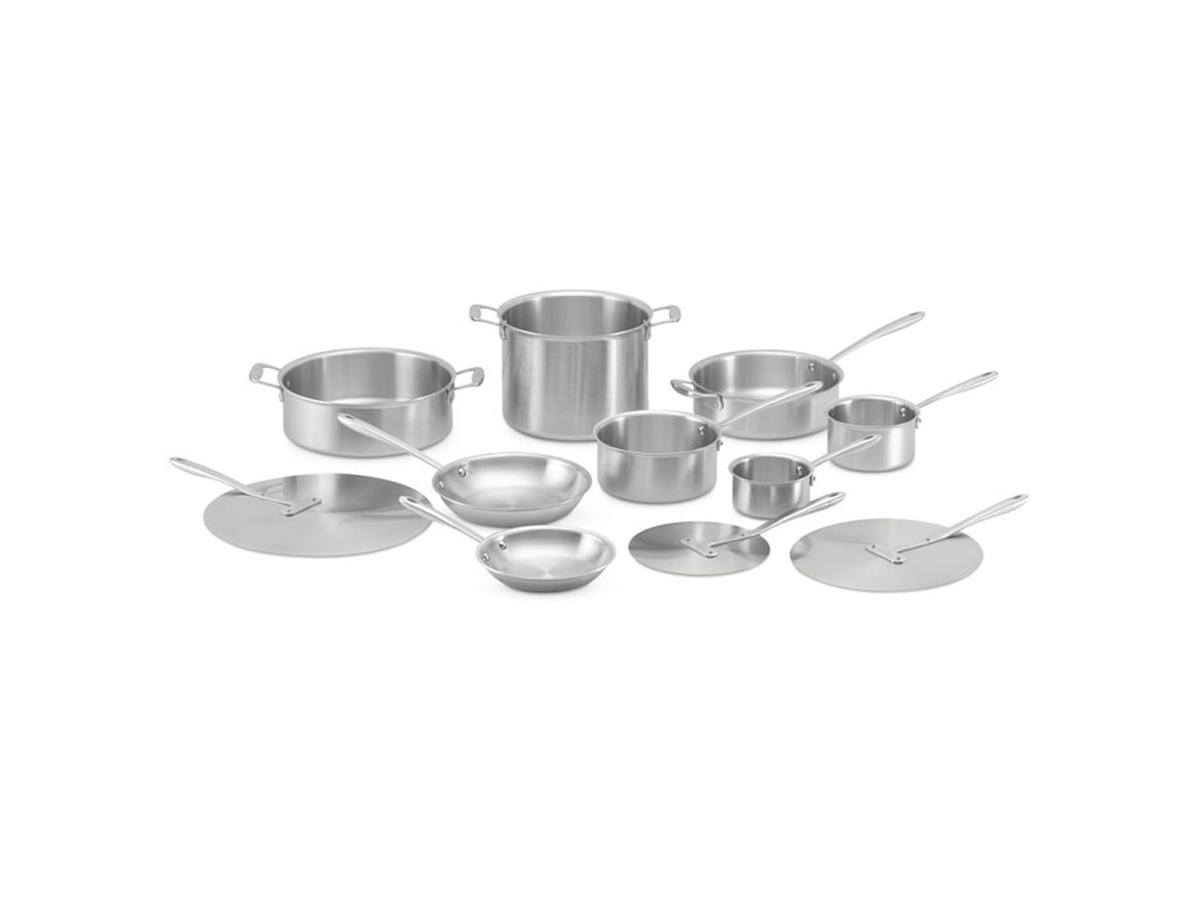 1905w All Clad 11 Piece Set