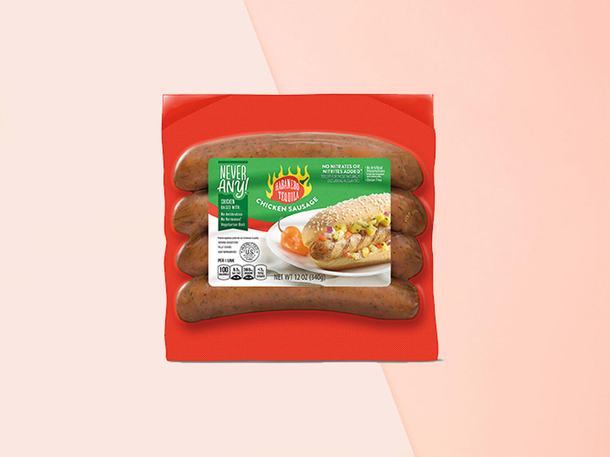 1906w Chicken Sausage Aldi