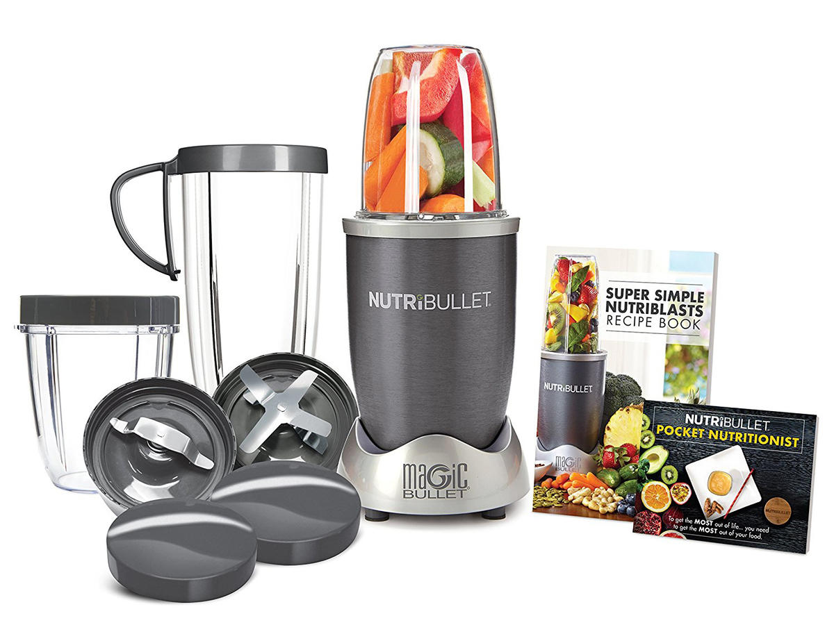 NutriBullet NBR-120112-Piece High-Speed Blender