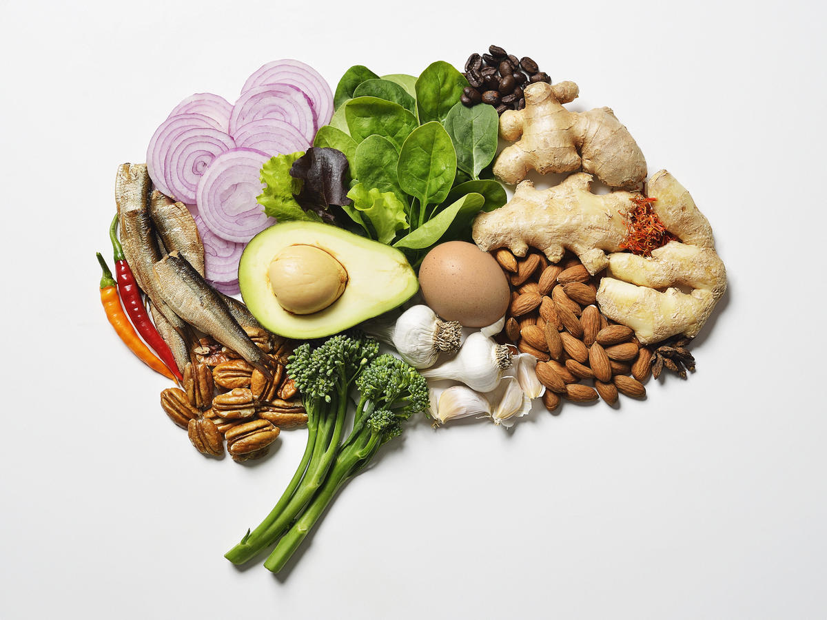 2020 Food & Health Trends: Brain Foods Get The Attention They Deserve