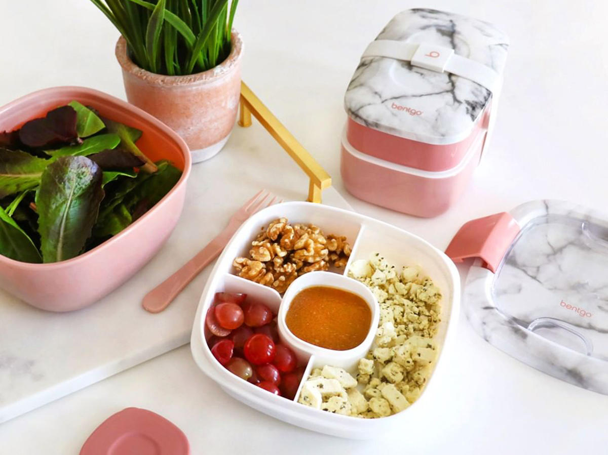 Bentgo Salad BPA-Free Lunch Container Tout