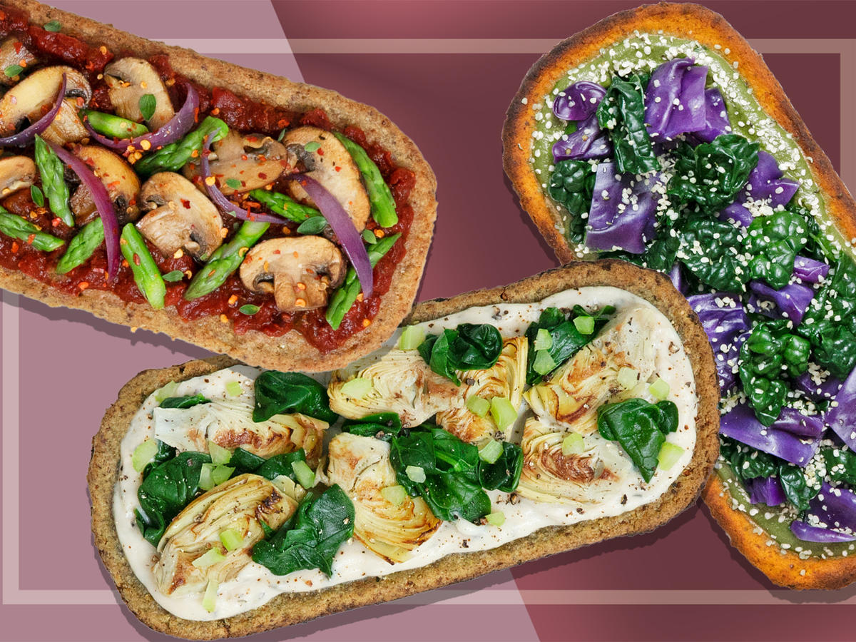 Daily Harvest Flatbreads