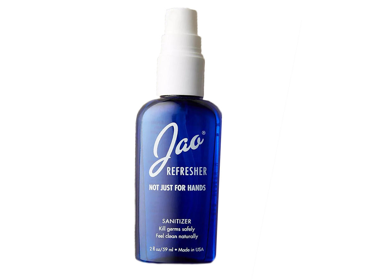 Jao Brand Refresher Not Just For Hands Sanitizer