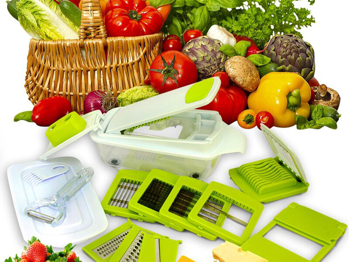 Mega Chef 8-piece Slicer Dicer and Chopper set.jpg