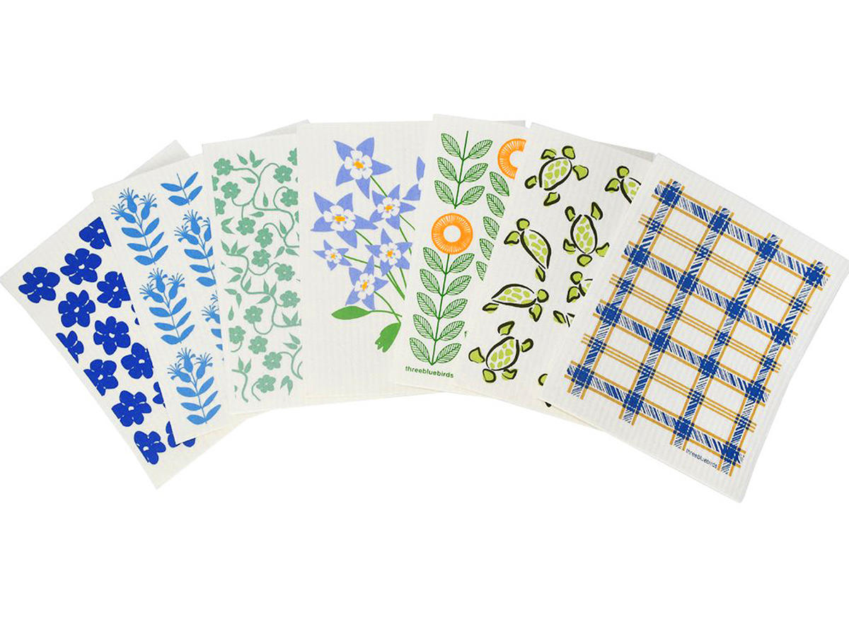 Assorted Swedish Dishcloths
