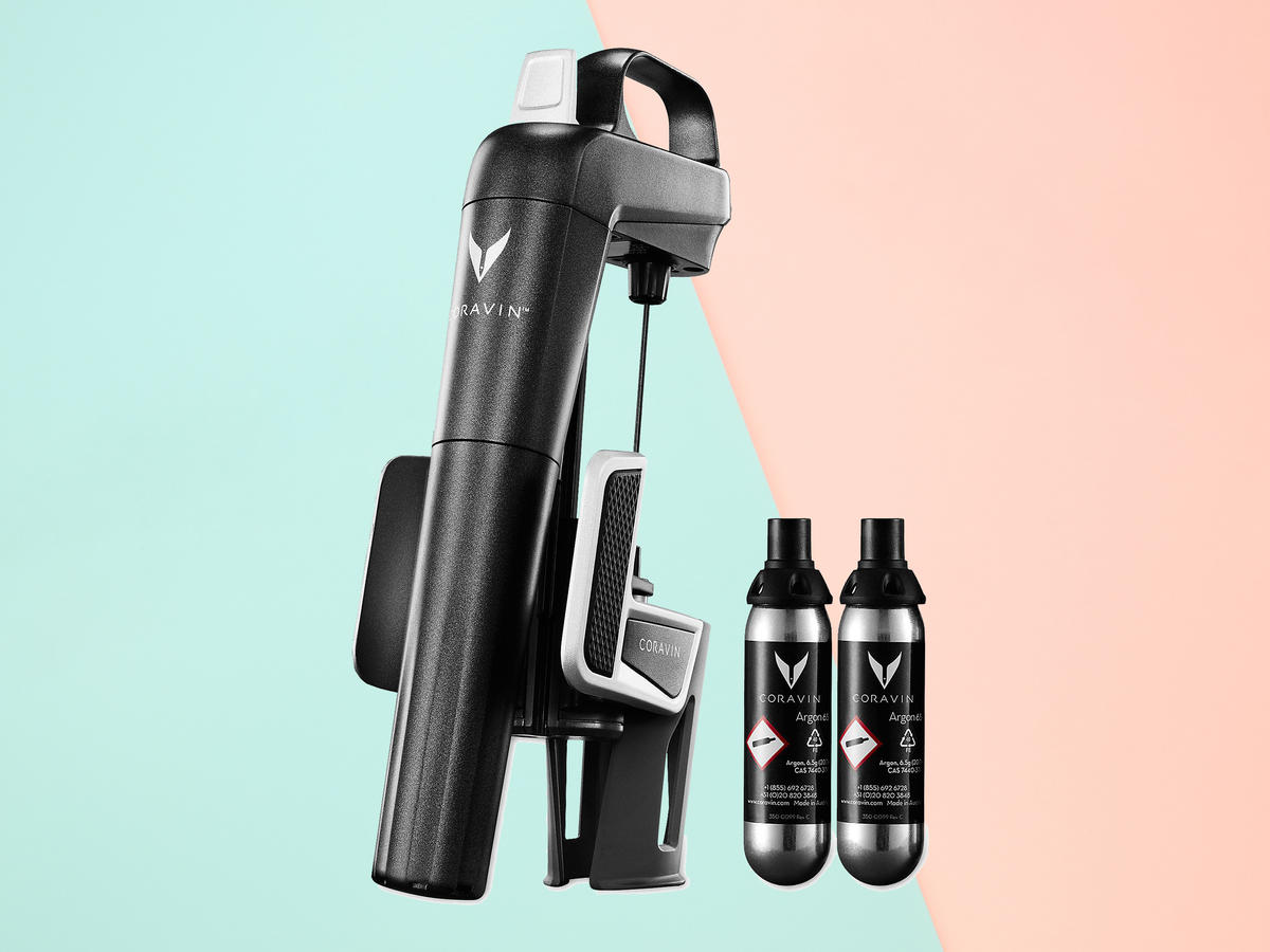 Coravin Model Two Wine System Tout