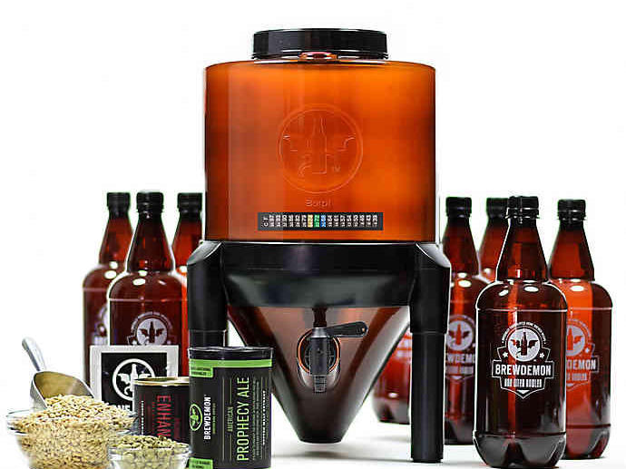 BrewDemon 2-Gallon Plus Beer Kit