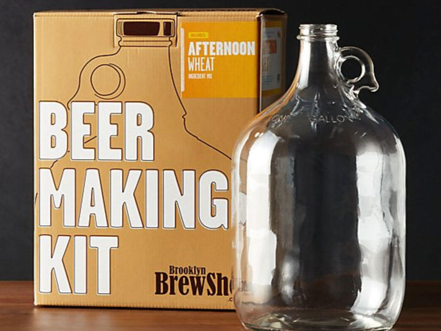 Brooklyn Brew Shop Afternoon Wheat Beer Making Kit