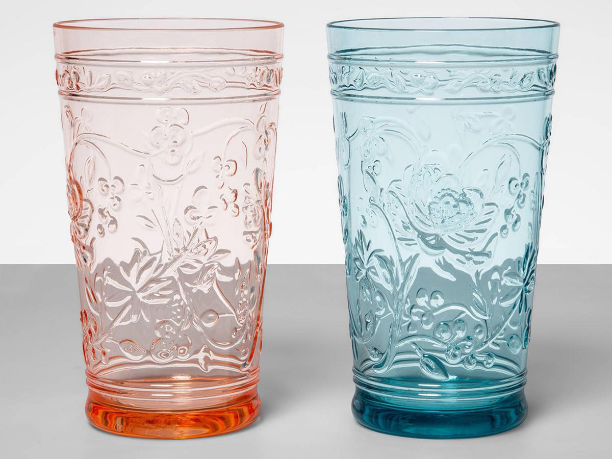 Outdoor Drinking Glasses