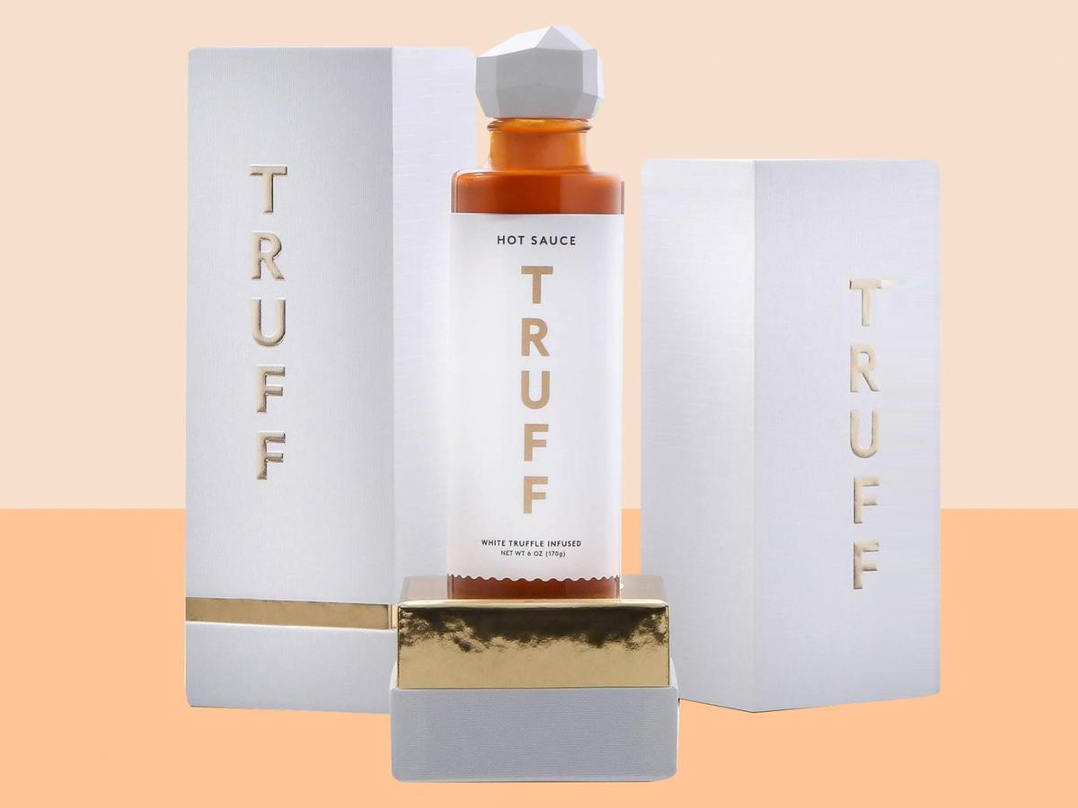 Truff Truffle Oil Hot Sauce