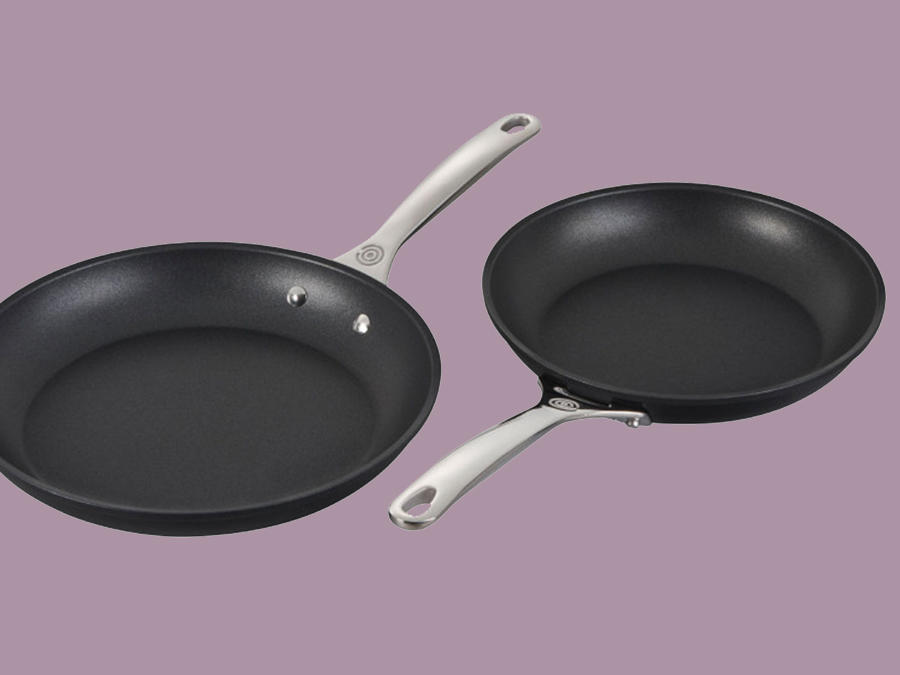 Le Creuset Toughened Nonstick Pro Large Fry Pans