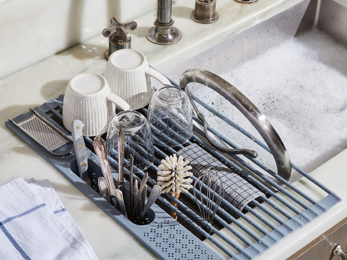 Food52's Over-the-Sink Drying Rack