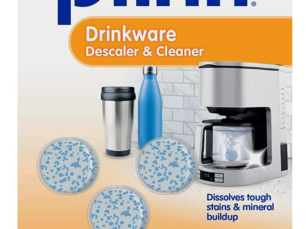 Plink Drinkware Descaler & Cleaner
