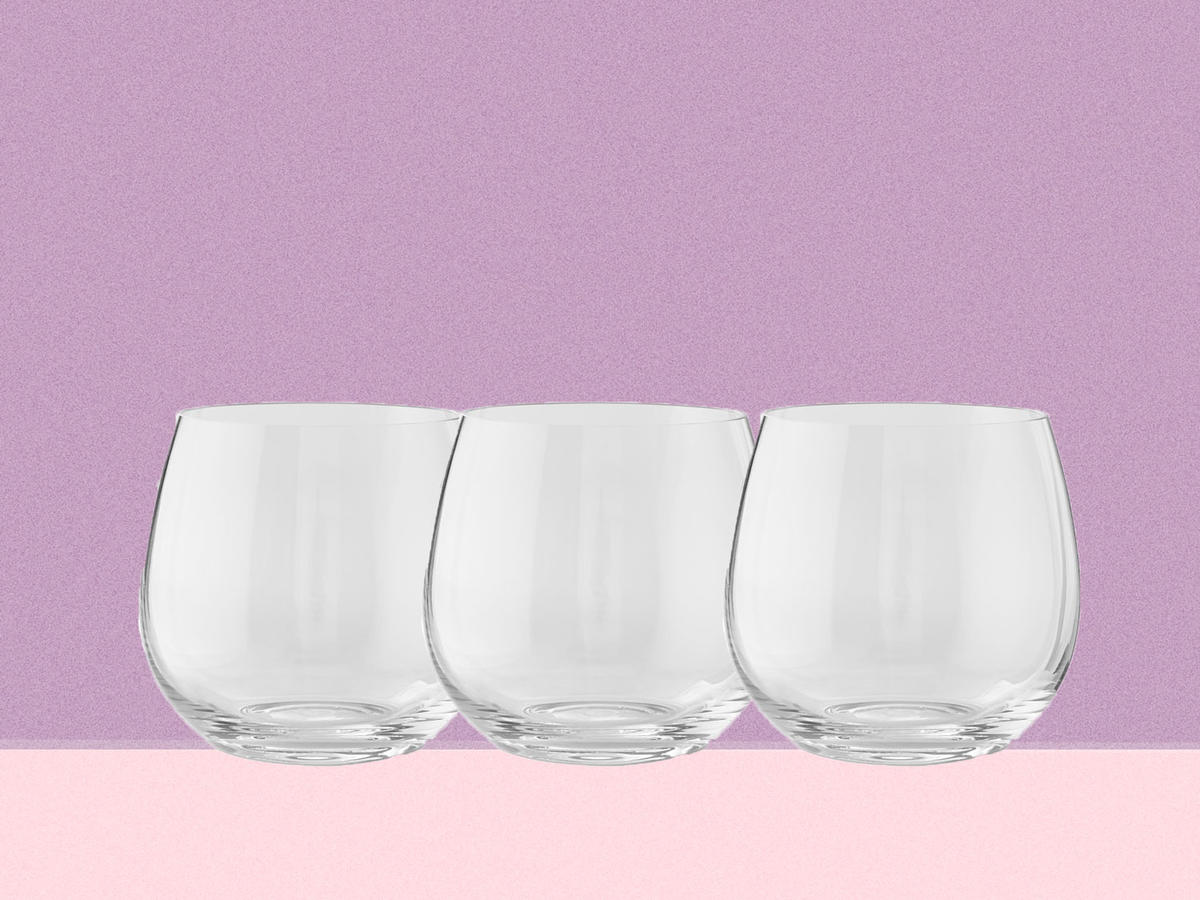 Domaine's Shatterproof Outdoor Stemless Wine Glass