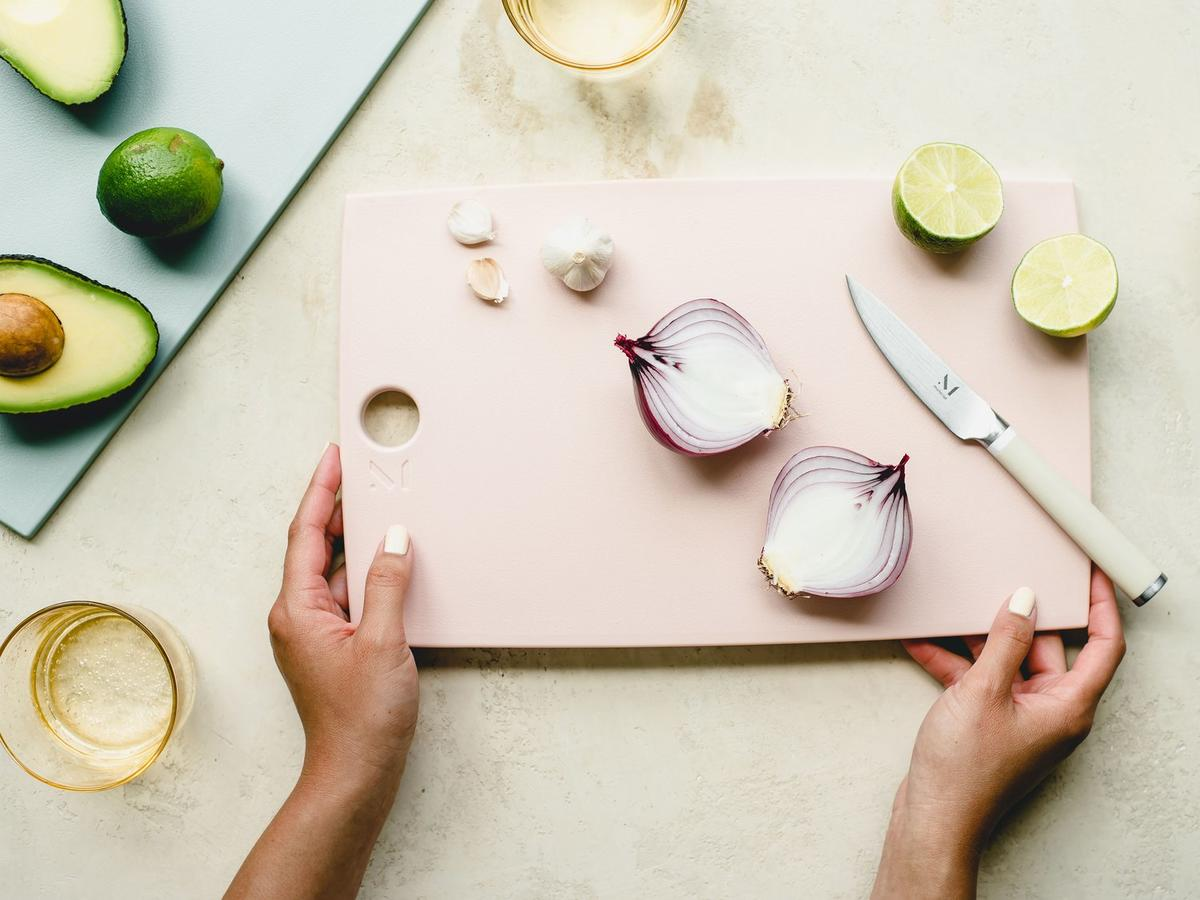Material cutting board image
