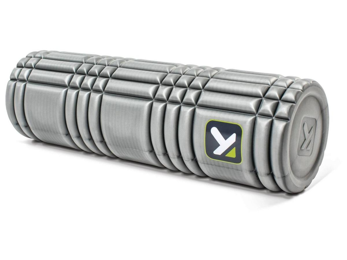 Trigger Point 18Solid Core Foam Roller - Gray