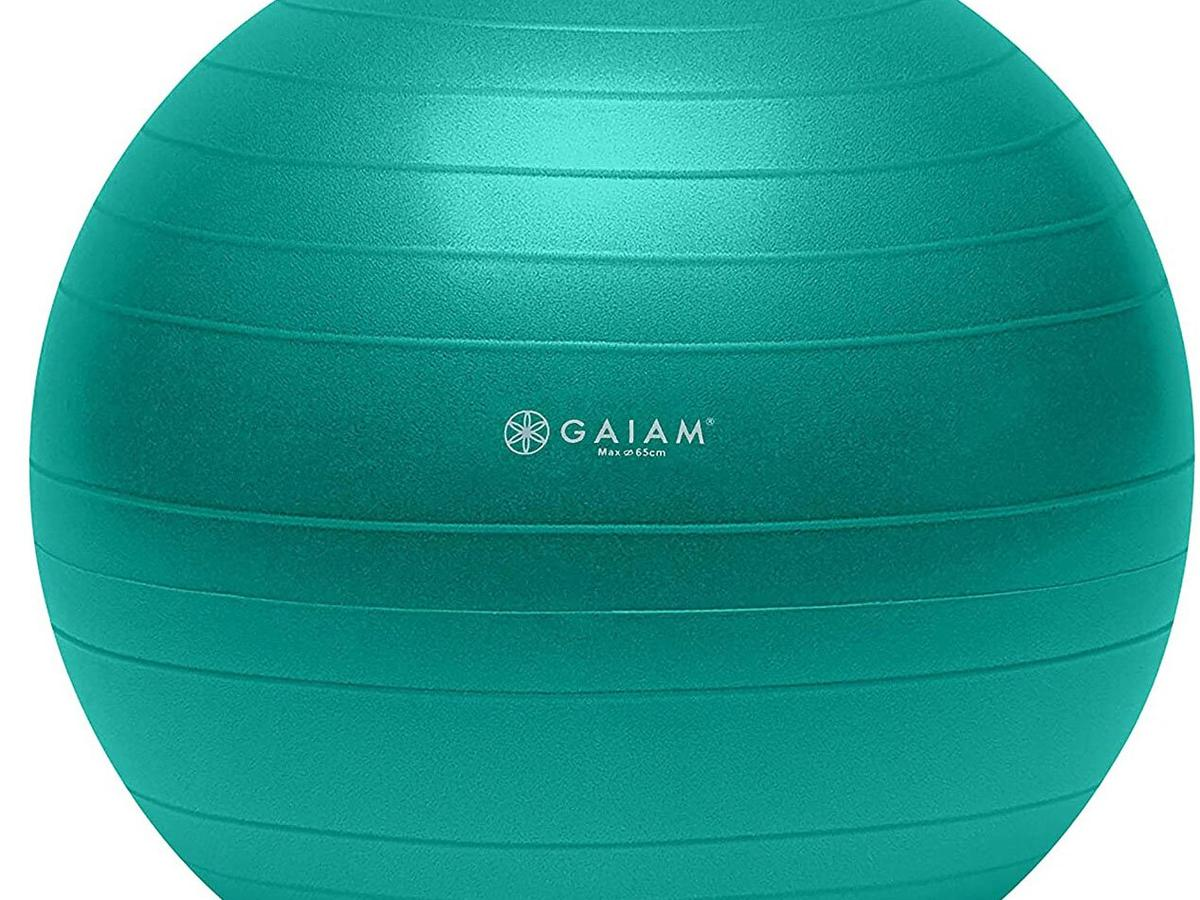 Gaiam Total Body Balance Ball Kit