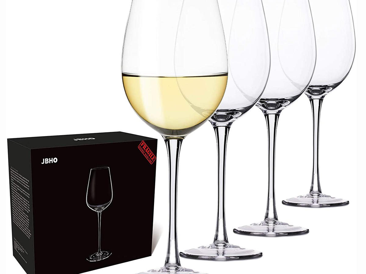 Hand Blown Italian Style Crystal White or Red Wine Glasses.jpg