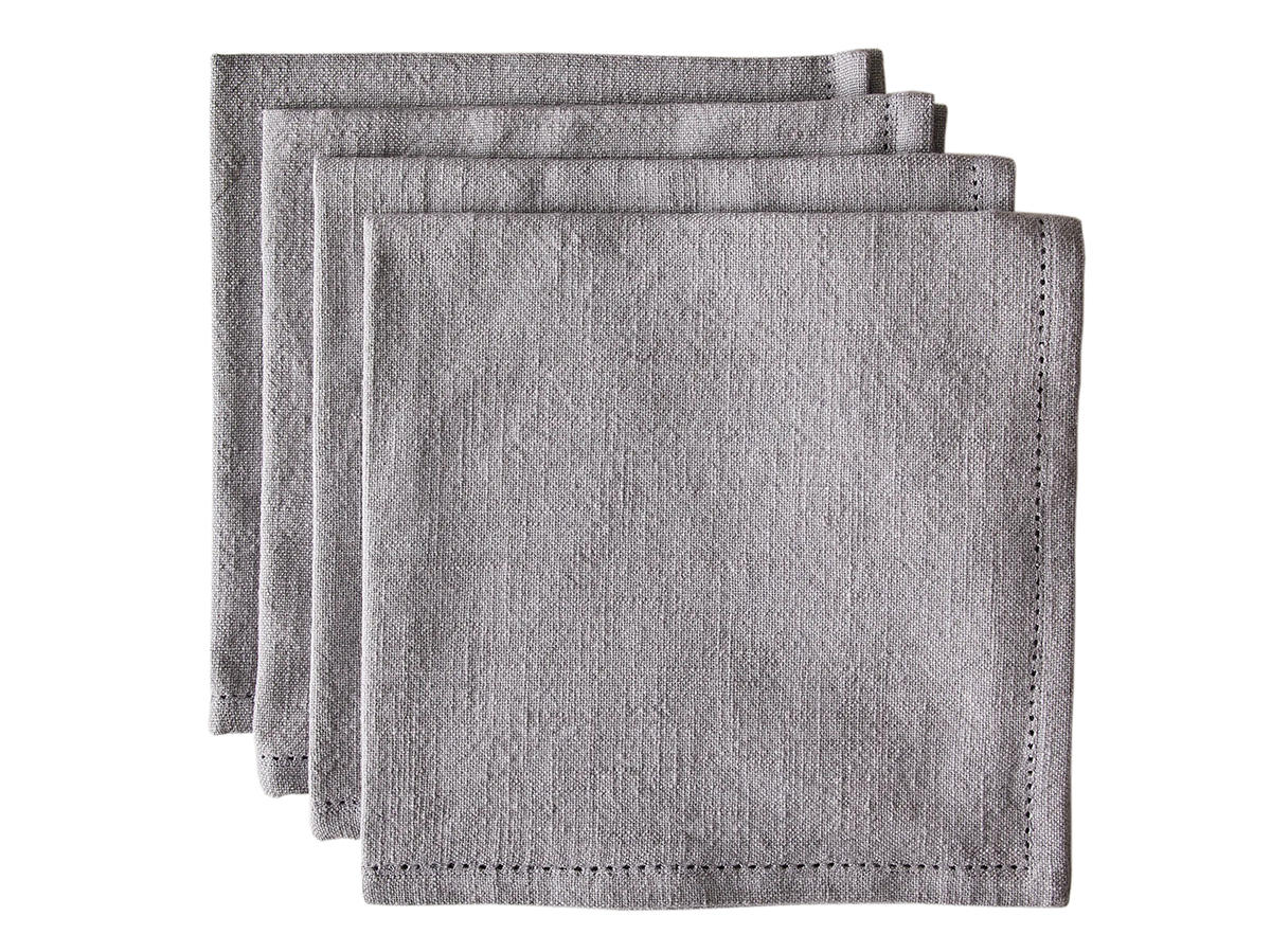 Five Two by Food52 Essential Set of 4 Cotton Napkins