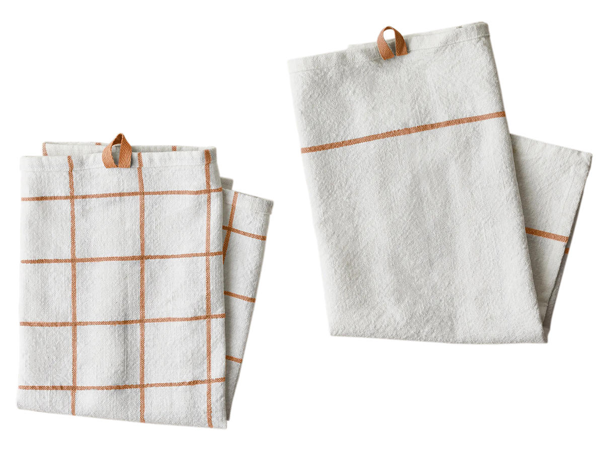 Five Two by Food52 Essential Set of 2 Utility Kitchen Towels